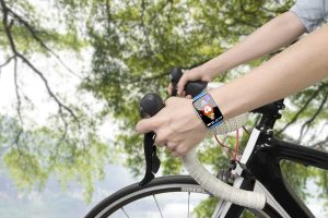 Best Fitness Tracker for Biking